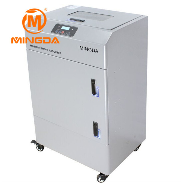 mingda industrial dust smoke absorber equipement for laser fume extractors high purity professional welding fume extractor - Welding Fume Extractor