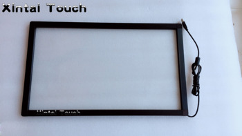 """40"""" High Definition 10 Points USB IR Infrared Touch Screen Panel / IR Touch Screen Frame For Touch Kiosk Without Glass"""