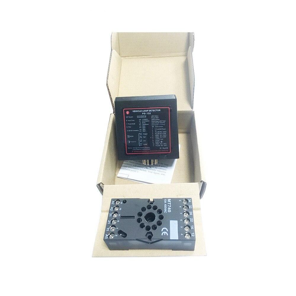 12v/24v/110v/220v AC/DC Ground Sensors Traffic Inductive Loop Vehicle Detector Signal Control solomon s oyelere model predictive control schemes for autonomous ground vehicle