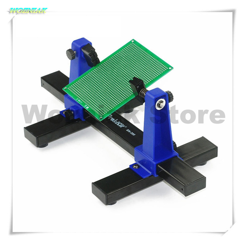 Wozniak Adjustable universal clamp fixture Computer circuit board clamp for iphone Motherboard chip Auxiliary clamp holder wozniak mobile phone maintenance clamp for iphone bga chip motherboard fixture location remove glue tin plant fixed clamp