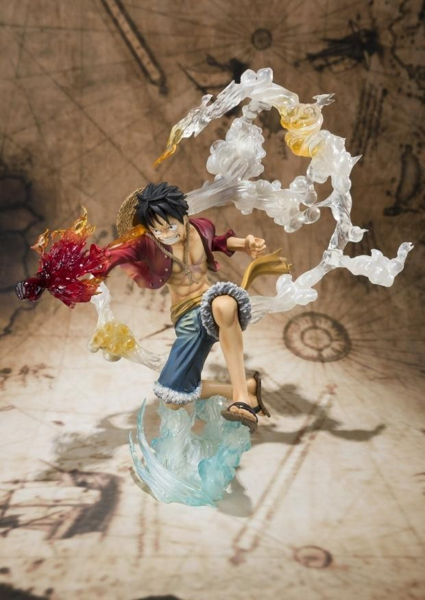 <font><b>One</b></font> <font><b>Piece</b></font> Anime Monkey D <font><b>Luffy</b></font> Battle Version 8