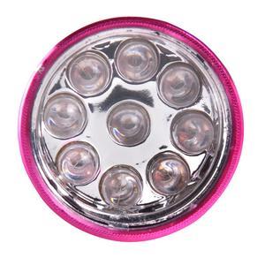 Image 3 - Biutee ネイルドライヤーミニ led 懐中電灯 uv ランプポータブル用高速ドライヤー硬化 4 色選択ネイルジェルキュツール