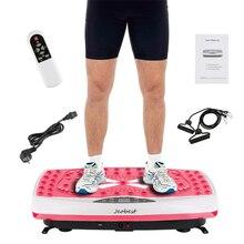Вибропластина для фитнеса машина всего тела вибрационная платформа фитнес-машина тренажер Мощность инструмент для похудения комплект HWC