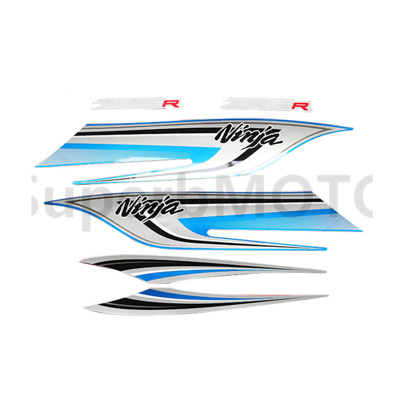 3M Stickers Decal For Kawasaki Ninja ZX6R ZX 6R 600 2009 2010 2011 2009 2011 Whole