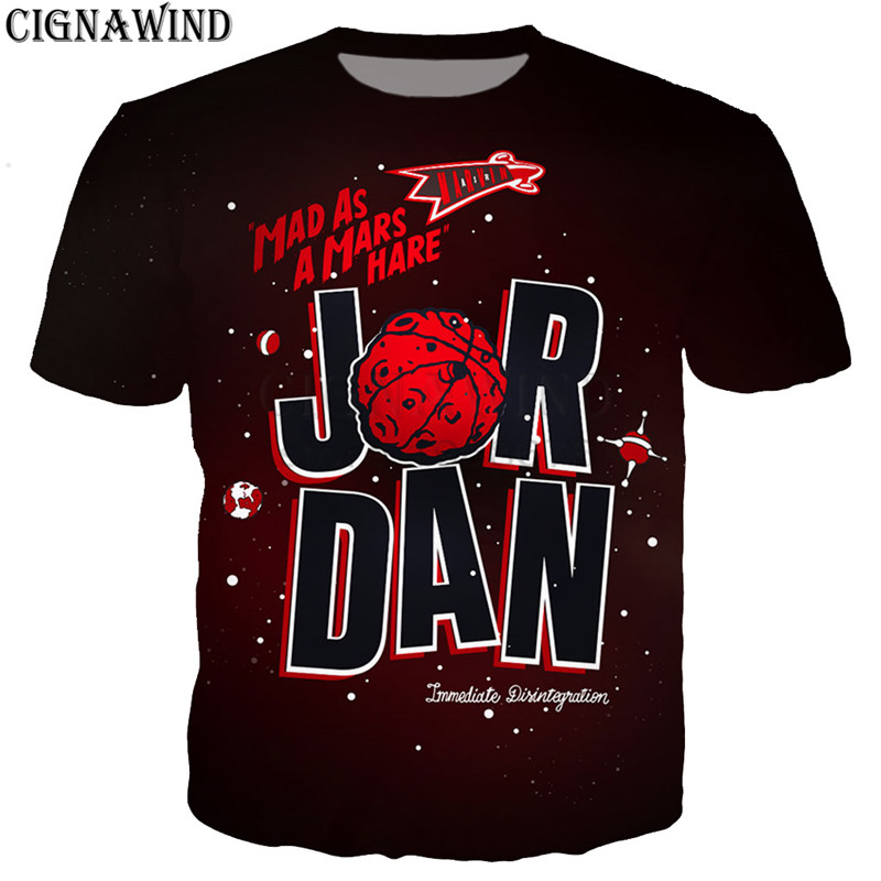 New design t shirt men women Superstar Michael Jordan 3D printed t shirts  Short sleeve Harajuku style tshirt streetwear tops-in T-Shirts from Men s  Clothing ... 6118596862
