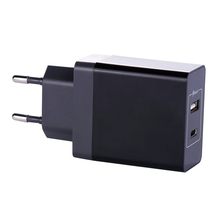 Usb Wall Charger Quick Charge 3.4A Dual Adapter 2 Port For Mobile Phone smart Travel with type C port