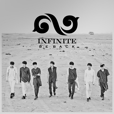 INFINITE 2ND ALBUM REPACKAGE- BE BACK (+ First Limited Edition Special Photo Book + 1p Random Card) Release on 2014-7-22 kpop bigbang alive 2012 making collection repackage 2 photo books 150pages sticker release date 2013 5 22 kpop album