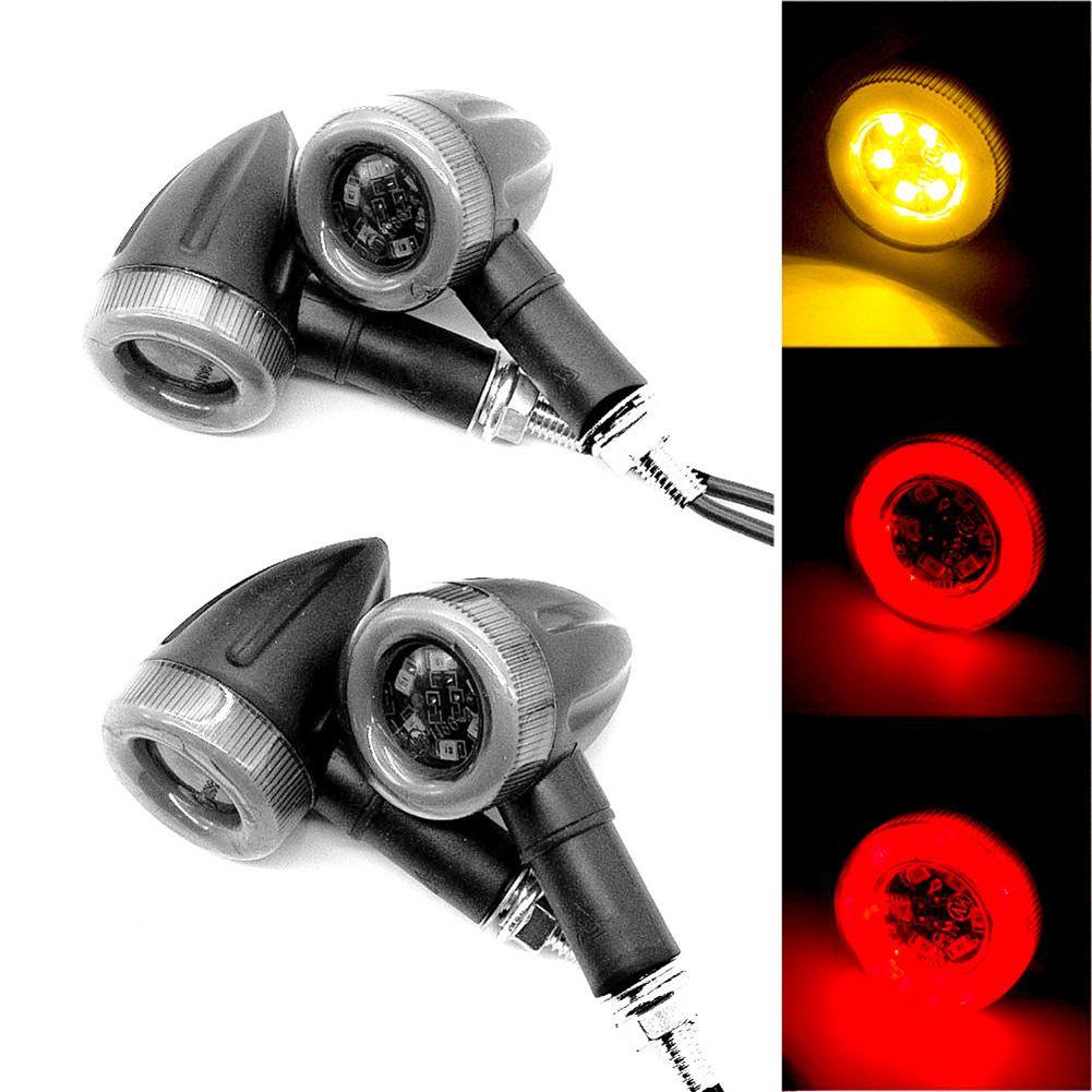 2PCS Motorcycle ATV LED Headlight Spotlight Driving Lamps  Motorbike 12V Fog Light Head Lamp Offroad ATV DRL