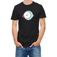 T Shirt Cartoon Bird Summer Short Sleeve Cotton Print T Shirt Men Brand Clothing Summer Short
