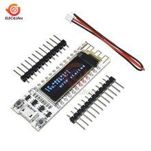 0.96 Polegada azul oled display cp2014 esp8266 wi fi sem fio internet das coisas placa de desenvolvimento esp 8266 para arduino nodemcu iot