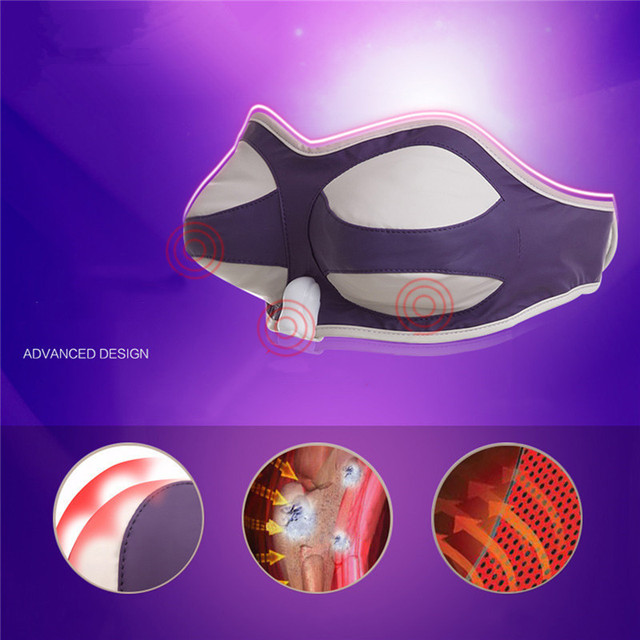 Breast Massage Chest Stimulus Device Electric Infrared Electronic Breasts Enlargement Health Care Massage For Women 3
