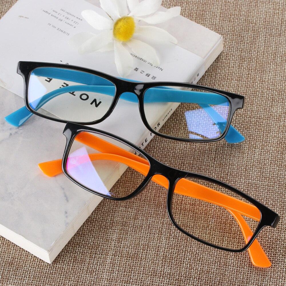 Calda Luce Blu Occhiali Anti Blu Raggi Alle Radiazioni Blocco Occhiali Uomo Donna Occhiali Per Computer Anti-uv Uv400 Specchio Piano Occhiali Da Vista Elegante E Grazioso