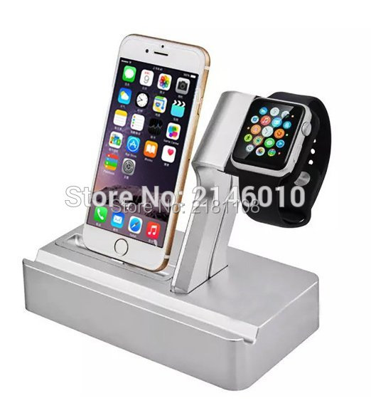New Charging Watch Dock Stand Rechargeable Cradle Bracket Accessories For Apple