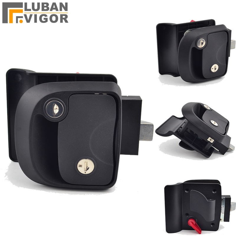 Push type door locks R3 mechanical door lock Special car modified car Motorhome RV accessories