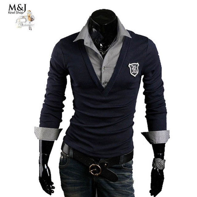 Camisas Polo Shirt Men Shirt Long Sleeve Polo Men Polos Polo Shirts Shirts Mens