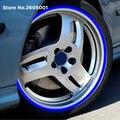 Автошины колеса автомобиля стикер Светоотражающие обода ленты для Buick Centurion Invicta GS 455 Allure Encore Verano Opel Cascada GS Sportwagon
