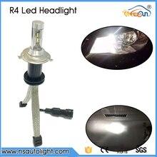 R4 7200lm P hilips MZ Car LED Headlight Kit H1 H3 H4 H7 H9 H11 9004 HB1 9005 HB3 9006 HB4 9007 HB5 9012 H13 D1 D2 D3 D4