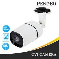 Pengbo AHD Analog Tinggi Definisi Pengawasan Kamera Inframerah 1080P AHD CCTV Kamera Keamanan Outdoor Kamera Peluru