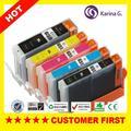 10x Ink Cartridge CLI 651 XL PGI 650 for Canon Pixma IP7260 MX926 MG5460 Printer
