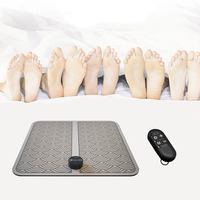 Rechargeable Foot Massage Mat EMS Foot Massager Electric Tens Massager Machine For Massage Foot Shiatsu Reflexology