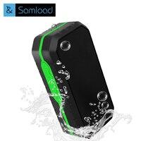 Samload Mini Kablosuz Bluetooth Hoparlör dahili 2800 mAh Pil & 10 W Subwoofer Yüksek Çözünürlüklü Ses Müzik Hoparlör