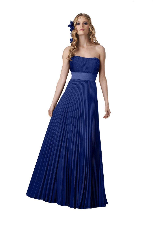 Cobalt blue dress online