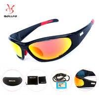 Gafas de Ciclismo polarizadas profesionales Unisex deporte al aire libre Gafas de montar en bicicleta pesca UV400 Gafas de sol