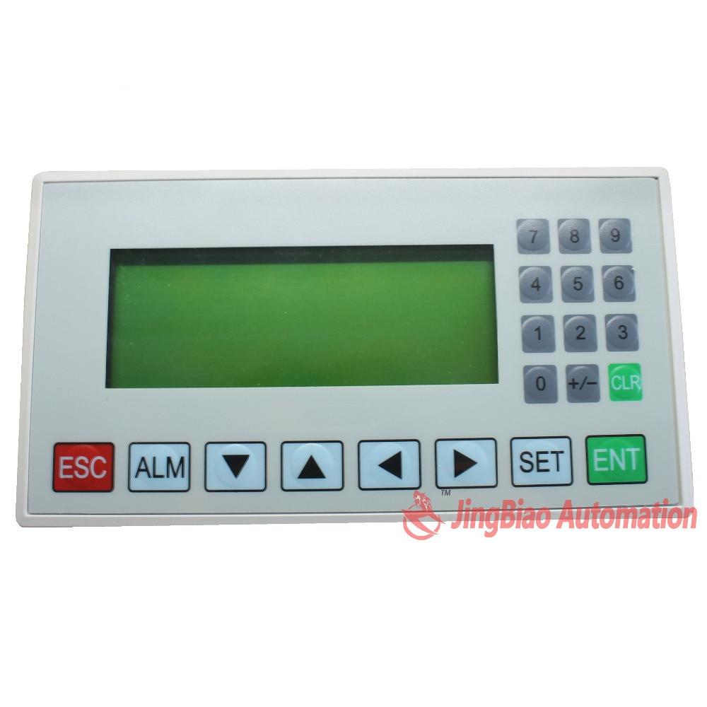 Szöveges kijelző MD204L OP320-A panel HMI az RS232 / RS422 / - Szerszámgépek és tartozékok - Fénykép 3