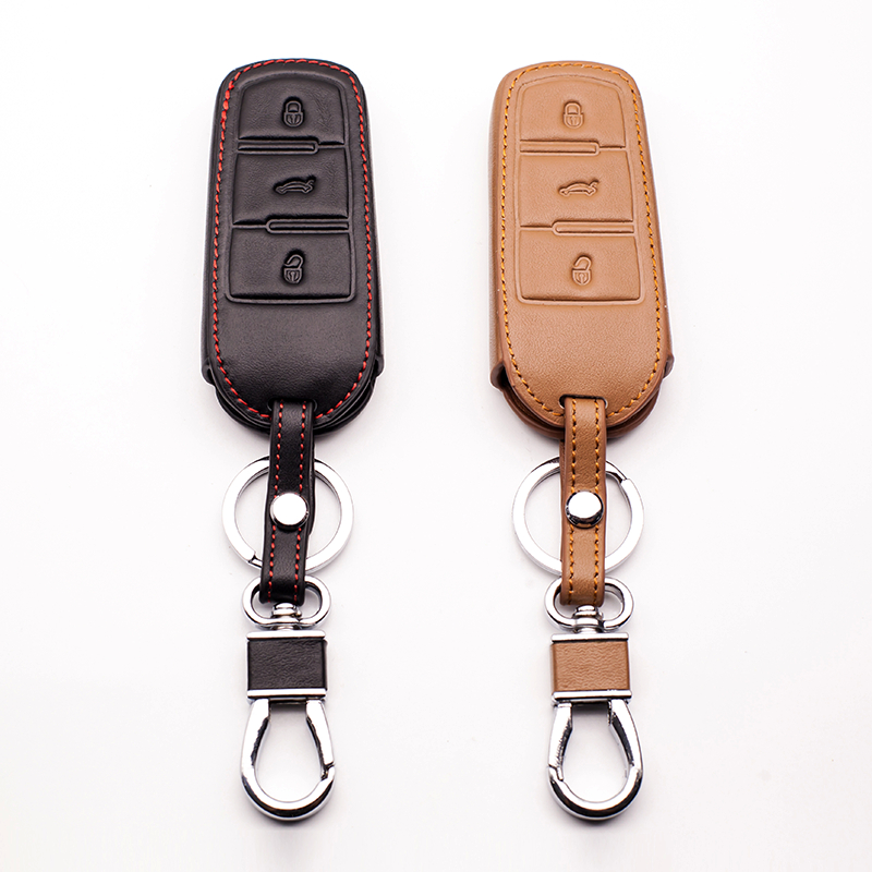 Car key cover Skin case set Fit for Volkswagen VW Passat CC B6 B7 B7L CC R36 Maogotan B5 Passat 3C Cover Auto Key Accessories цены