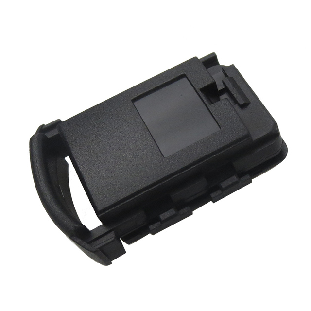 OkeyTech Car Key For Vauxhall Opel Corsa C Combo Tigra Meriva Agila 2 Button Remote Key Case Cover Fob 433Mhz ID40 Chip 5WK48668
