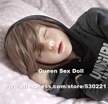 Top quality oral sex doll head with closed eyes, sex toys for men silicone dolls, sex products