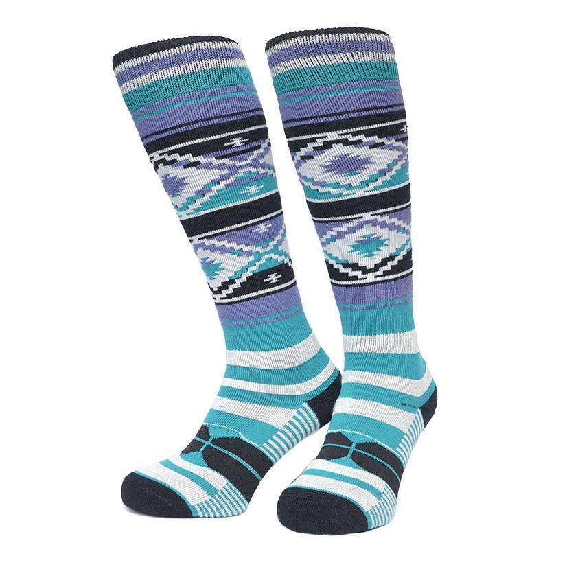 Men Socks Professional Wool Heated Snowboard Sock Men Winter Warm Wool Thermo Socks Knee High Skiing Socks Sport Outdoor