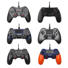 цены Wired Controller For PS4 Console Joystick  For PlayStation 4 For Dualshock 4 Gamepad Control For PS3 PC Win7/8/10