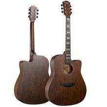 Diduo Acoustic Guitar Top Quality Picea Asperata 41