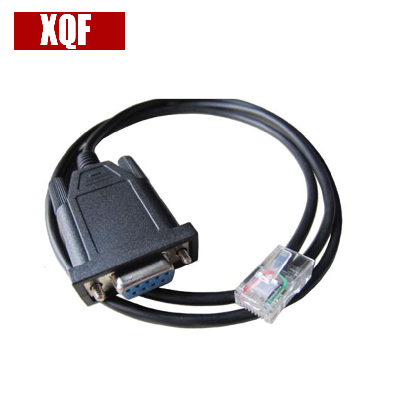 XQF 10PCS  USB Programming Cable For ICOM IC-F121 IC-F621 OPC-1122 Radio