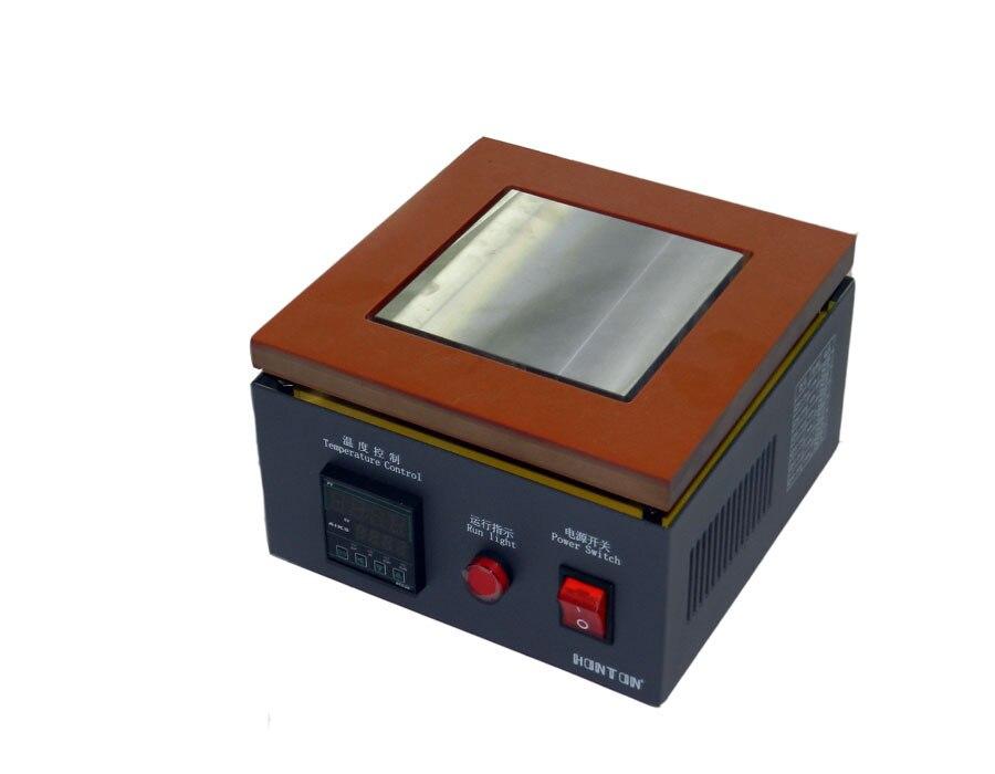 جدید HT-2015 BGA لحیم کاری لحیم کاری کوره LED گرمایشی 150 * 150 میلی متر نوع ضد پوسته ایستگاه لحیم کاری واحدهای گرمایش مهره لحیم