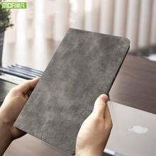 Mofi for iPad 9.7 Case 2017 2018 Silicone Soft Back Slim PU Leather Smart Cover Auto Sleep / Wake Up A1822 A1823 A1893 A1954 цены онлайн