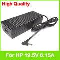 19.5V 6.15A 120W laptop charger AC adapter HSTNN-CA25 for HP Omen 15-ax000 17-w000 ENVY 15 ENVY 17 ENVY 15-J013TX J015TX