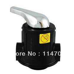 Coronwater воды контрольный клапан с фильтром 6 m3/h ручной Управление клапан F56F для фильтр для воды Системы