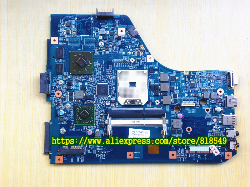 48.4M702.01M 48.4M702.011 fit for ACER Aspire 5560 5560G Latop motherboard MBRNZ01001 JE50 100%fully tested OK