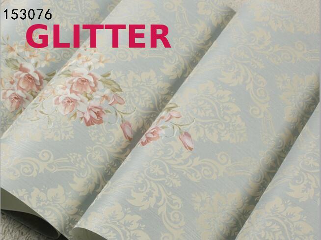 Moderne luxe 3d rayé papier peint classique or damassé papier peint rouleau Mural papier peint couloir salon Tv mur papier peint
