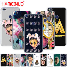 HAMEINUO Bad Bunny Maluma Ozuna POP Hip Hop Rapper Cover Case for huawei Ascend P7 P8 P9 P10 P20 lite plus pro G9 G8 G7 2017(China)
