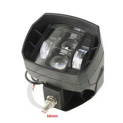 Uniwersalny obiektyw roboczy 35W LED do samochodu Jeep Ford Harley Yamaha Kawasaki