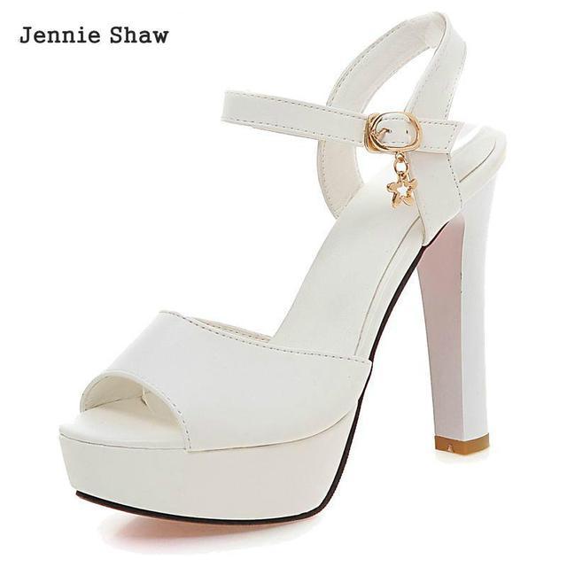 sandalias 7 cm elegantes beige talón cuadrado piel sandalias como piel cuadrado 1128 4cc6d6