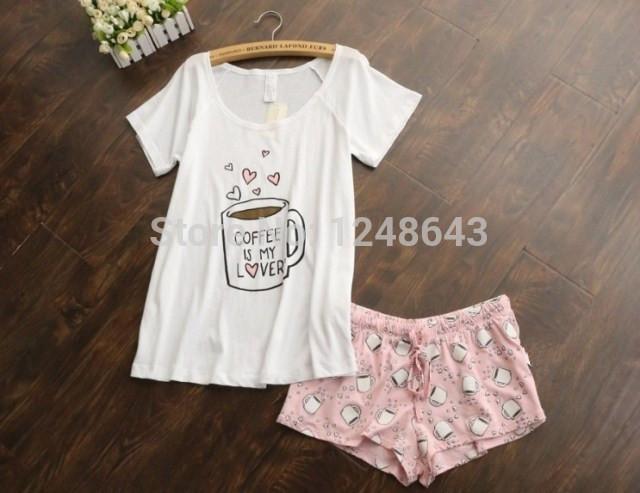 Prezenty dla kawoszy piżama