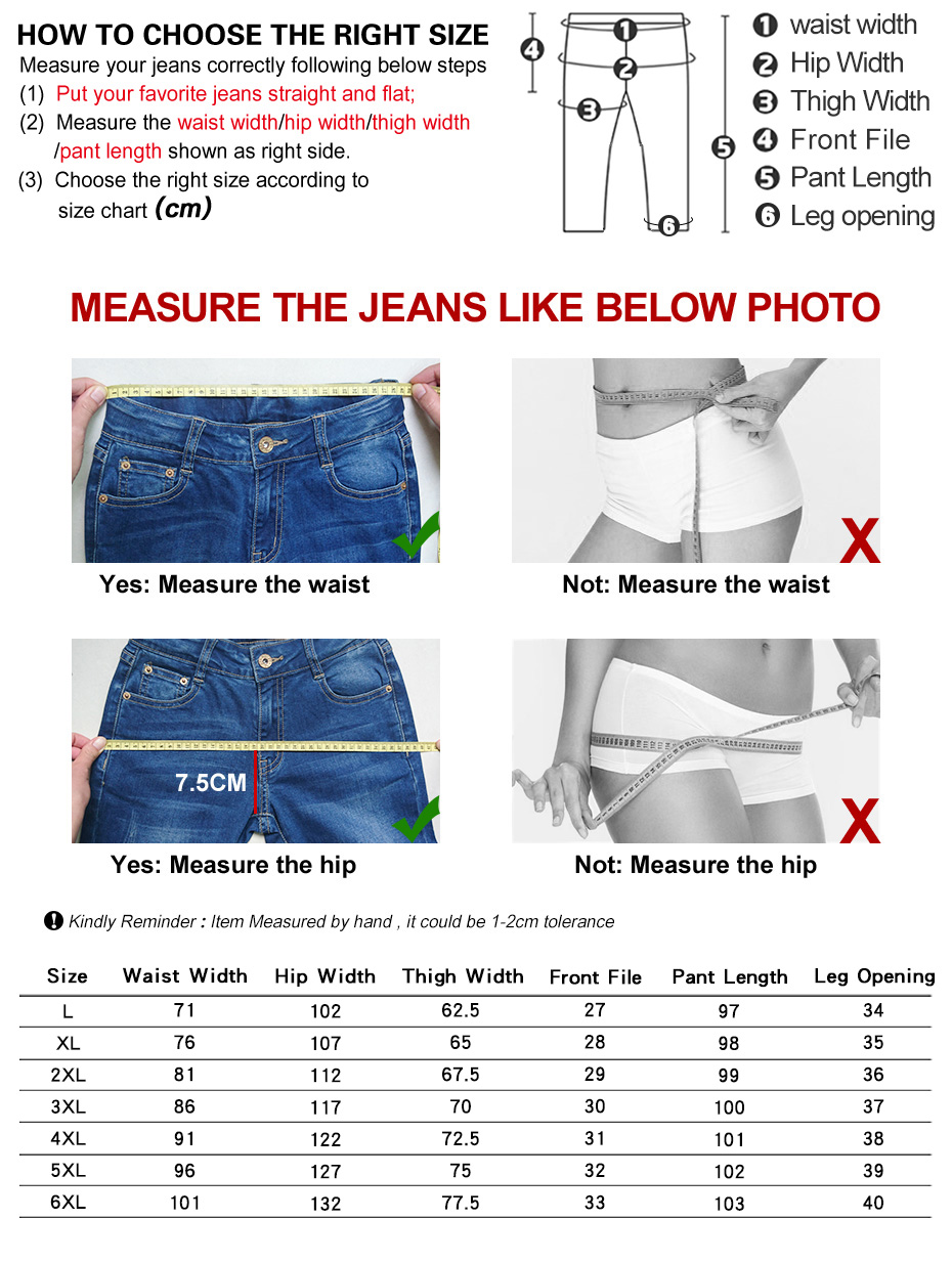 LEIJIJEANS Spring Plus Size Fashion Ripped Hole Bleached Mid Waist Ankle Length Vintage Stretch Loose Harem Women Jeans 3