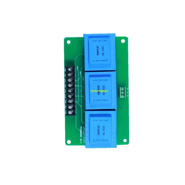 STP21 Three Phase Synchronous Transformer Module for Thyristor/SCR Firing Control Card/ Board use skkt106 16e 106a1600v scr thyristor module