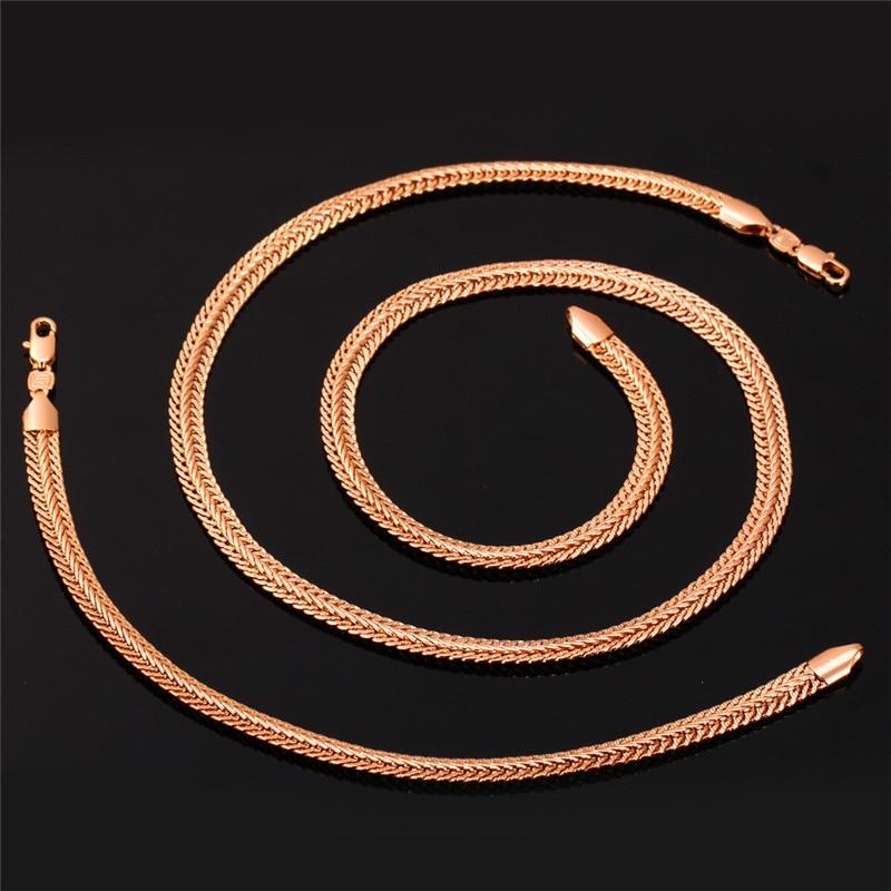 Μακρύ κολιέ αλυσίδα φαλτσοδέλα - Κοσμήματα μόδας - Φωτογραφία 6