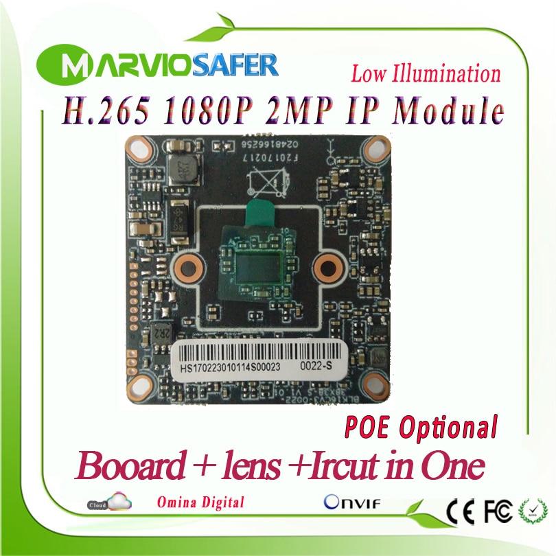 bilder für 2MP Full HD H.265 High Definition Guter nachtsicht CCTV Netzwerk IP kamera Boards Modul p2p 3516C, Onvif, kostenlose P2P Serie No.