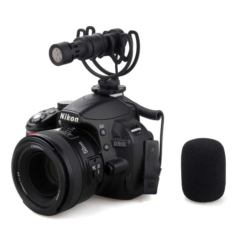 productimage-picture-comica-cvm-vm10-cardioid-directional-condenser-shotgun-video-microphone-for-dslr-smartphone-iphone-with-windscreen-wind-muff-33588
